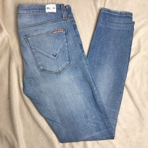 Hudson Krista Ankle Super Skinny Jeans Sz 26